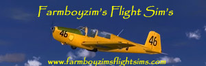SibWings SAAB Safir Farmboyzim's Flight Sims review